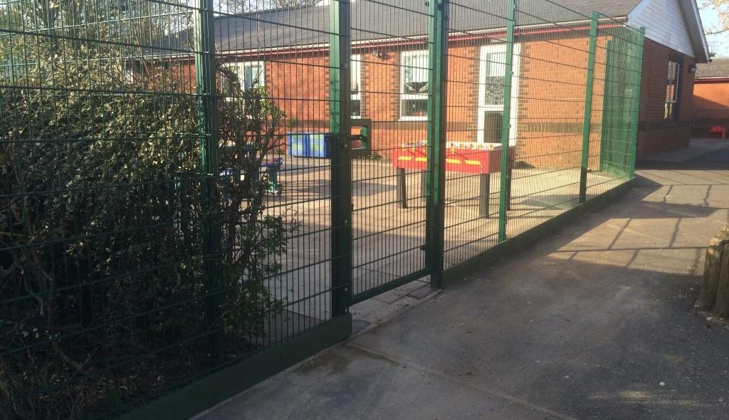 Albion Fencing & Construction - Security Fencing