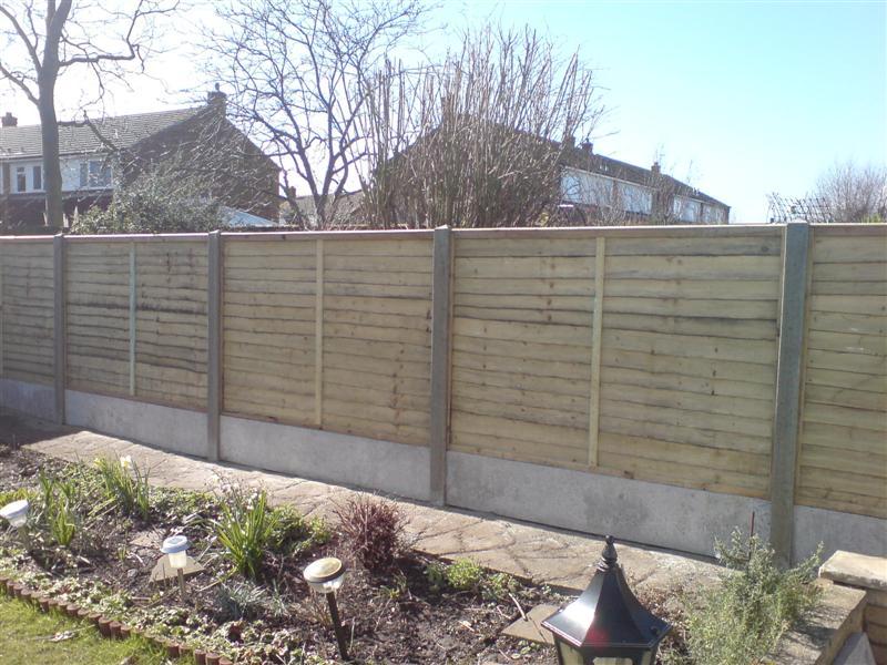 Albion Fencing - Fencing examples