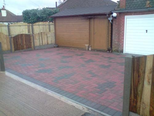 Albion Fencing - Driveways and paths examples